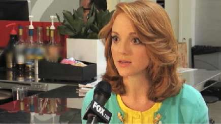 Jayma: Glee Island