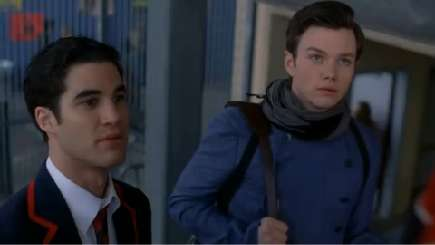 Glee | Never Been Kissed