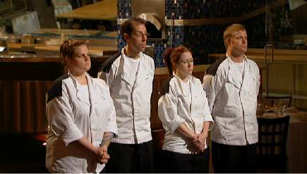 Hell's Kitchen | 4 Chefs Compete Again