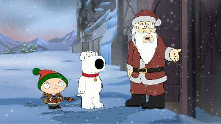 Family Guy | Road to the North Pole