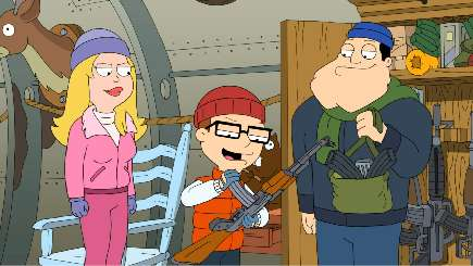 American Dad | For Whom the Sleigh Bells Tolls