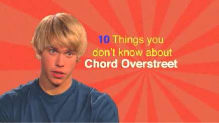 Glee: 10 Things You Didn't Know About Chord