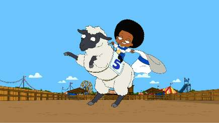 The Cleveland Show | Aint Nothin But Mutton Bustin