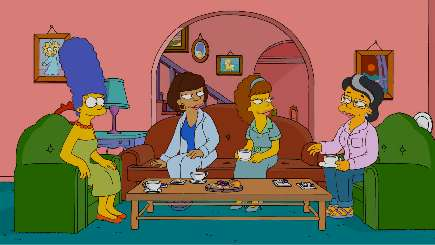 The Simpsons | Moms I'd Like to Forget