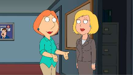 Family Guy | And I'm Joyce Kinney