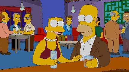 The Simpsons | Flaming Moe