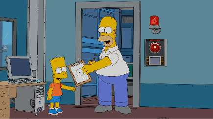 The Simpsons | Homer the Father