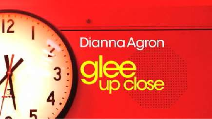 Glee: Up Close with Dianna Agron